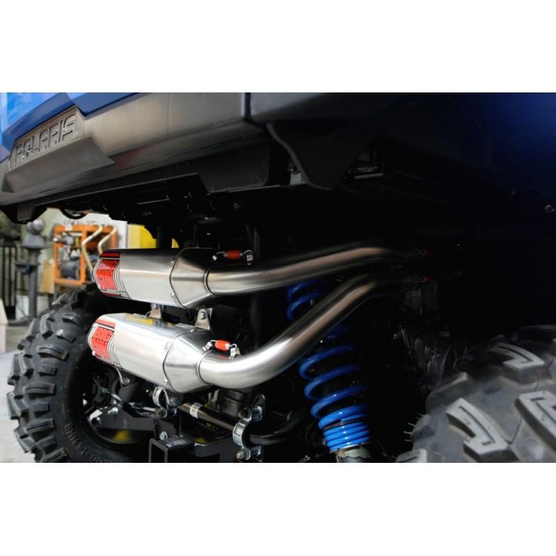 Polaris General 1000 >> Big Gun Exhaust – Polaris General 1000 – EXO Exhaust » Bad ...
