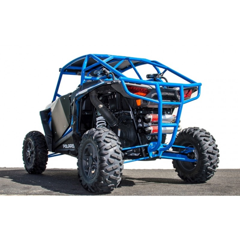 big gun exhaust exo stainless dual slip on polaris rzr. Black Bedroom Furniture Sets. Home Design Ideas
