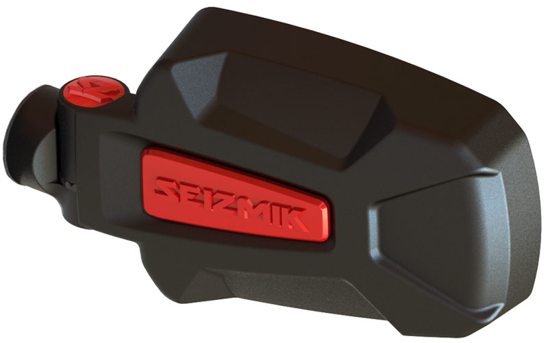 Seizmik Pursuit Elite Series Side View Mirror 187 Bad