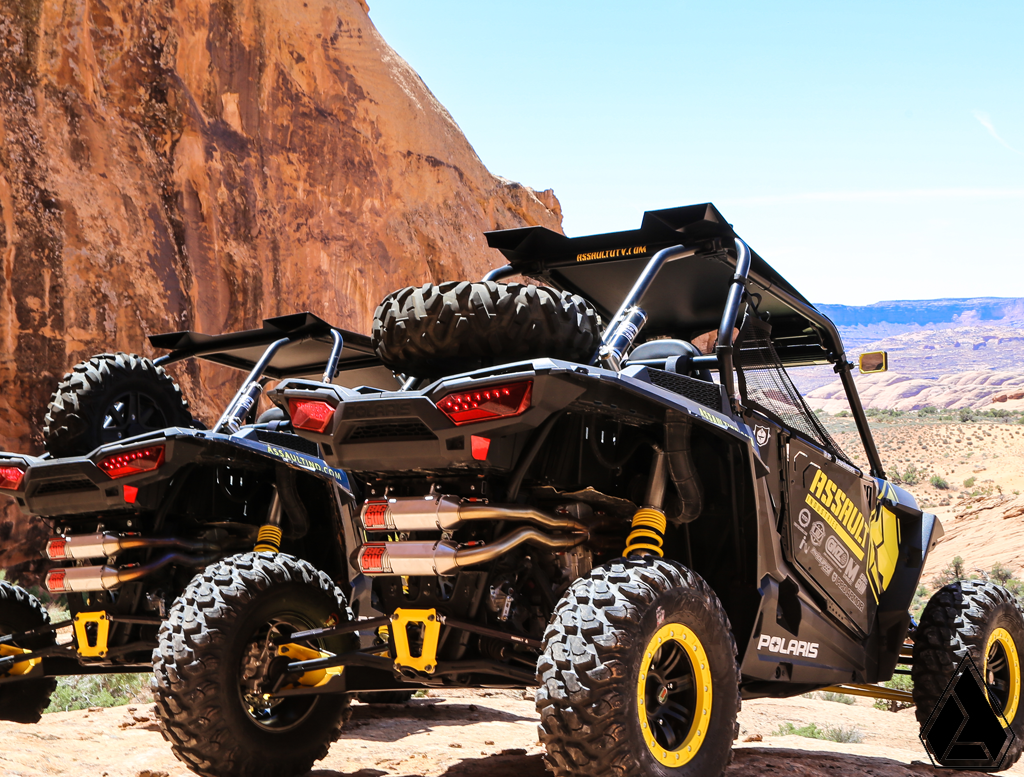 Can Am 1000 >> Assault Industries – Polaris RZR XP1000 ROOF STEALTH SERIES » Bad Motorsports Inc.