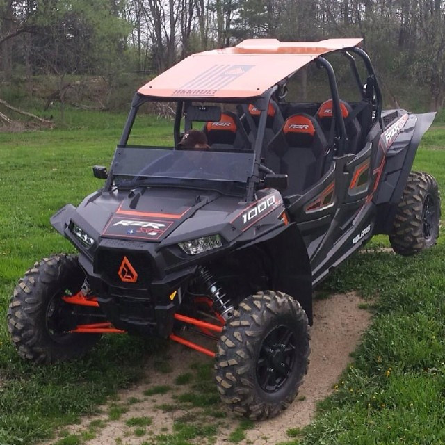 ... Assault Industries   Polaris RZR XP4 1000 ROOF STEALTH SERIES 3 ...