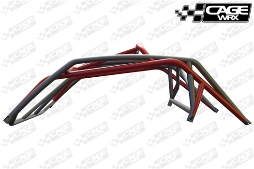Cage Wrx Yxz 1000r Super Shorty Cage Assembled Raw