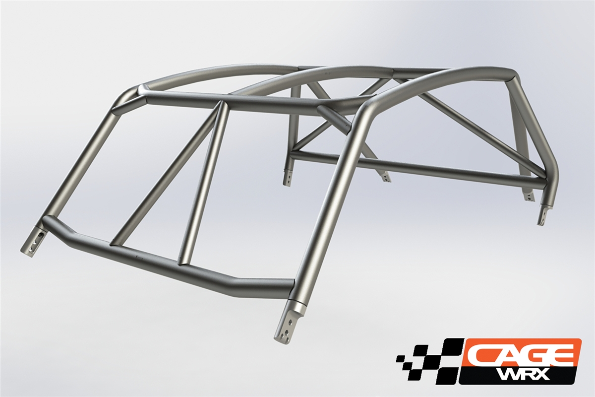 Cage Wrx Rzr Xp 1000 Race Cage Ready To Weld Kit 187 Bad