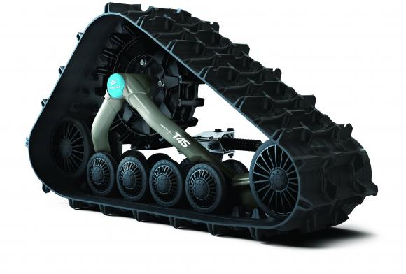 Camoplast camso tatou t4s track system for yamaha atvs bad camoplast publicscrutiny Gallery