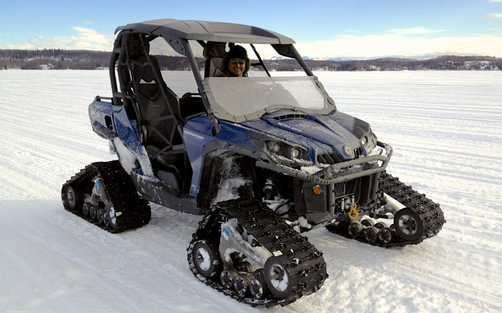 Yamaha Viking Utv Tracks For Sale