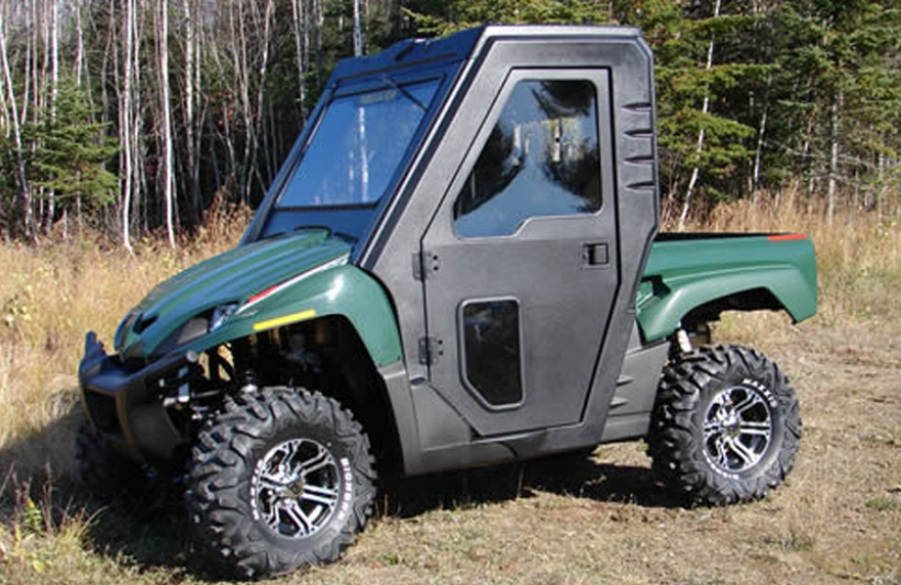 Defender Cab Kawasaki Teryx 4 Cab Enclosure 187 Bad Motorsports Inc