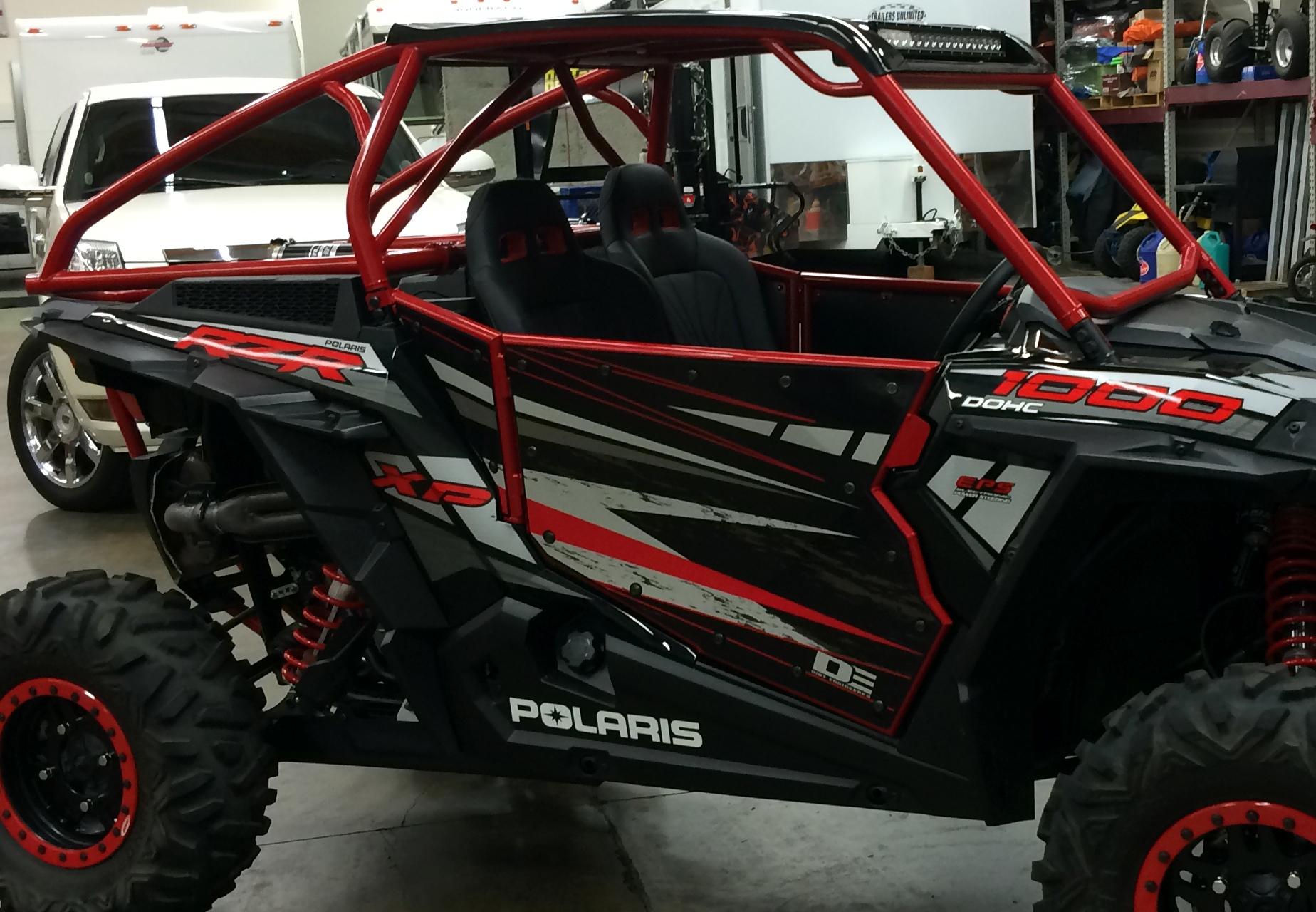 Dirt Engineered u2013 POLARIS RZR XP 1000 BOLT ON DOORS & Dirt Engineered u2013 POLARIS RZR XP 1000 BOLT ON DOORS » Bad ...