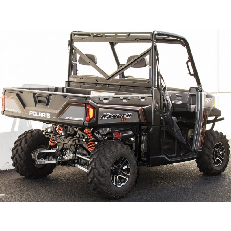 Polaris Ranger Xp 900 >> Big Gun Exhaust Polaris Ranger Xp 900 Exo Series Slip On