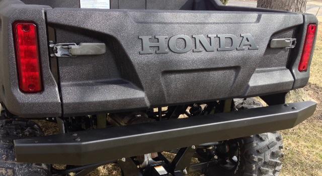 Honda Pioneer Reviews >> EMP – Honda Pioneer 700 Extreme Rear Bumper » Bad Motorsports Inc.