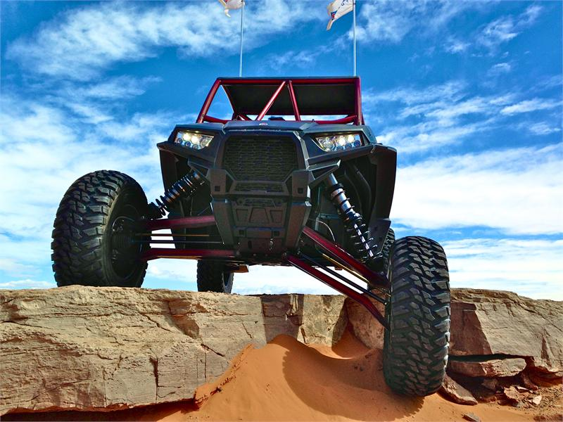 HCR – Polaris RZR XP-1000 Long Travel Suspension kit » Bad ...