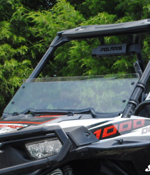 HWS-P-RZR-1K-Polaris-RZR-1000-Half-Windshield-1
