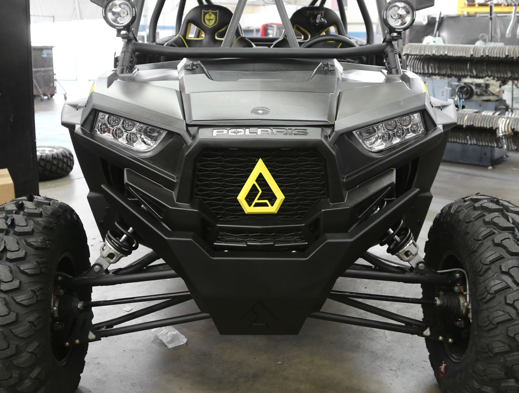 Assault Industries Polaris Rzr Xp 1000 Front Bumper