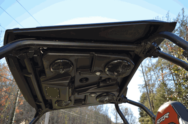 J Strong Industries Polaris Rzr 900 1000 Roof 187 Bad