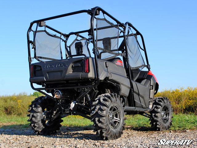 Honda Pioneer 700-4 >> SuperATV – Honda Pioneer 700 – 2″ Lift Kit » Bad Motorsports Inc.