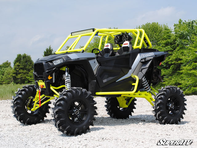 Superatv Polaris Rzr Xp 1000 7 10 Lift Kit 187 Bad