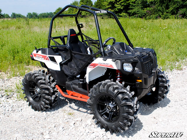 Superatv polaris ace nerf bars bad motorsports inc for Ace motor sales inc