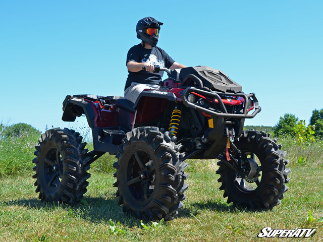 Can Am Outlander 1000 Xmr >> Superatv Can Am Outlander Gen 2 4 Portal Gear Lift