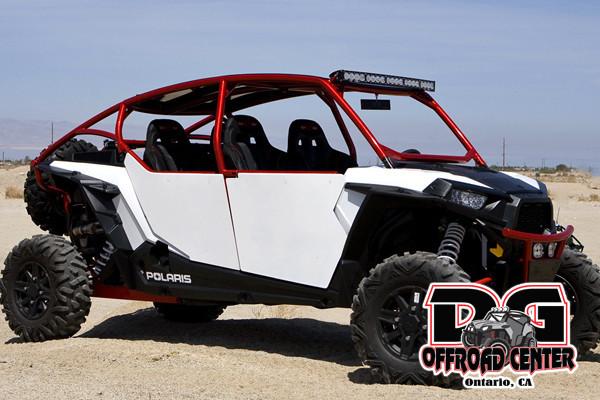 Dg Offroad Polaris Xp4 1000 Roll Cage 187 Bad Motorsports Inc