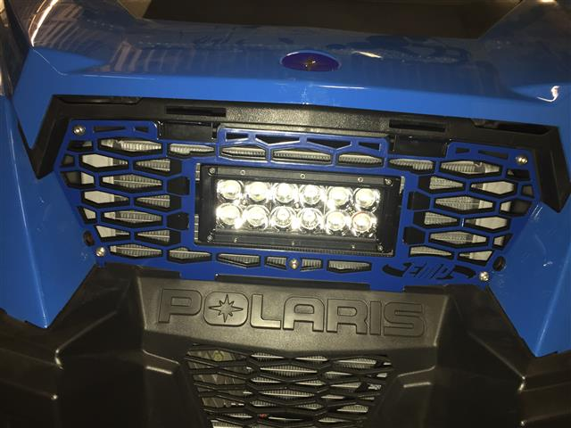 Emp polaris general grill with led light bar bad motorsports inc emp polaris general grill with led light bar aloadofball Image collections