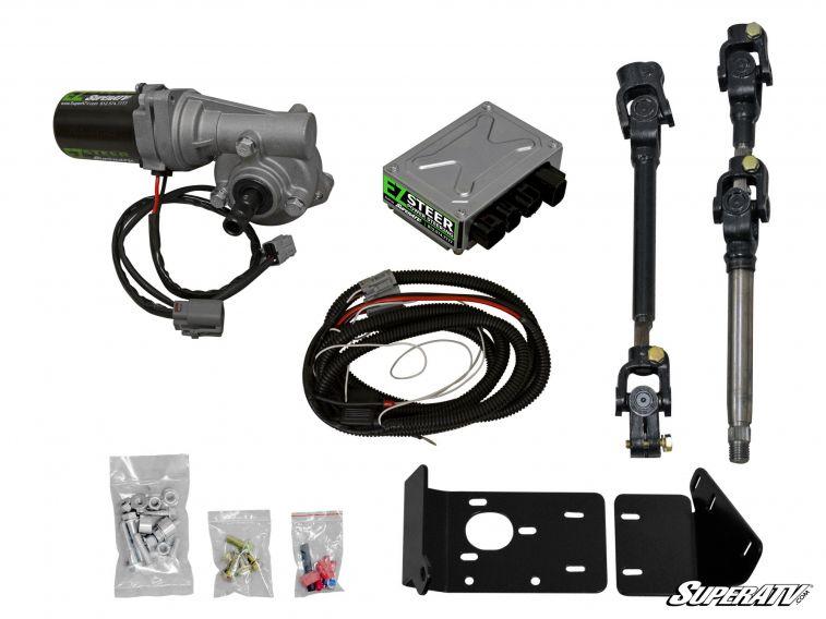 superatv polaris rzr 570 power steering kit bad  polaris power steering wiring harness #11