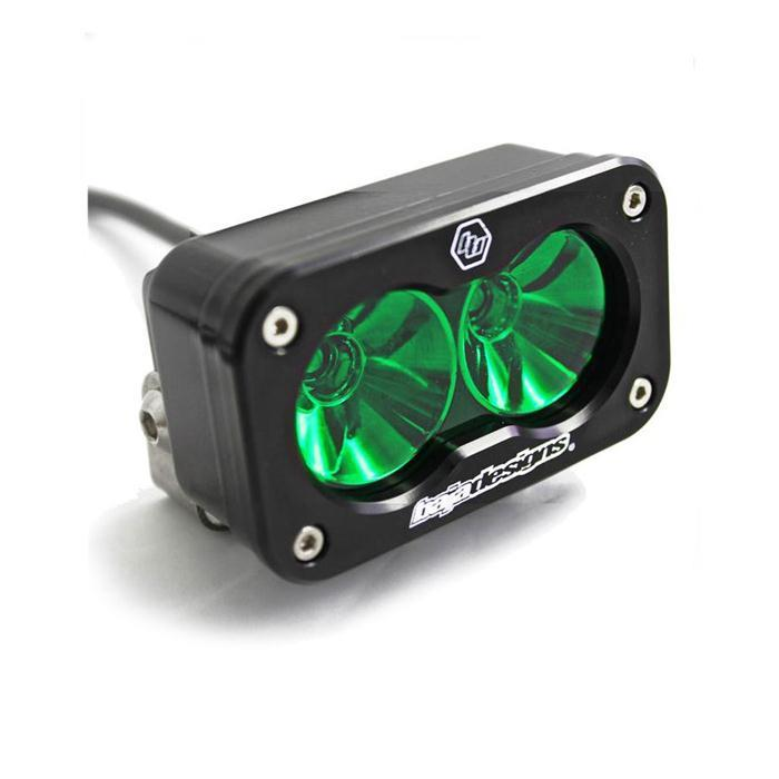 Baja Designs  U2013 S2 Pro Led Light With Colored Lenses  U00bb Bad Motorsports Inc