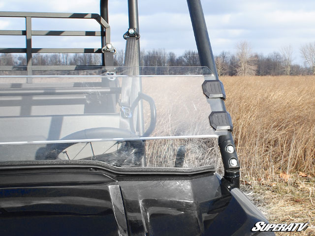 Kawasaki Mule Pro Fxt Glass Windshield