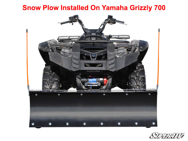 Yamaha Grizzly  Snow Plow Kit