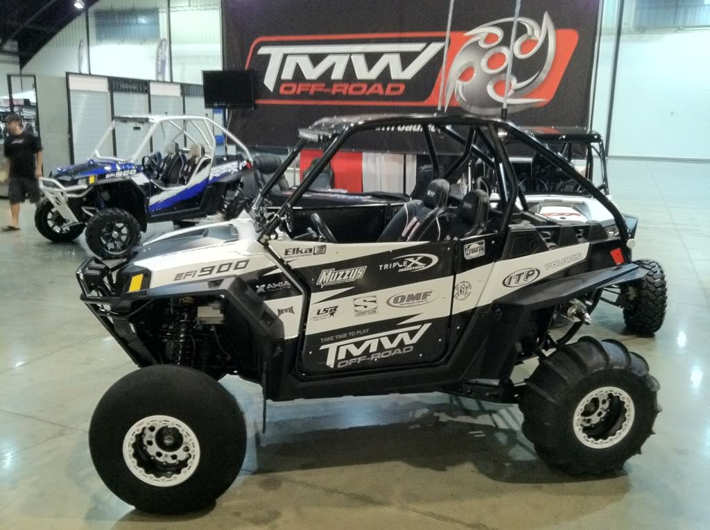 Tmw Offroad Full Opening Side Doors For Polaris Rzr 900