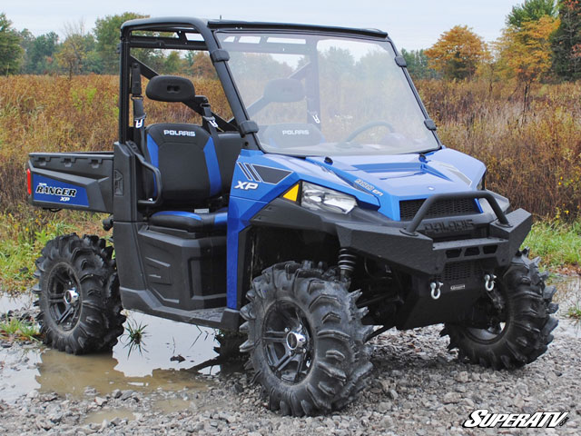 Polaris Ranger Xp 900 >> Superatv Polaris Ranger Xp 900 Xp 570 Full Windshield Bad