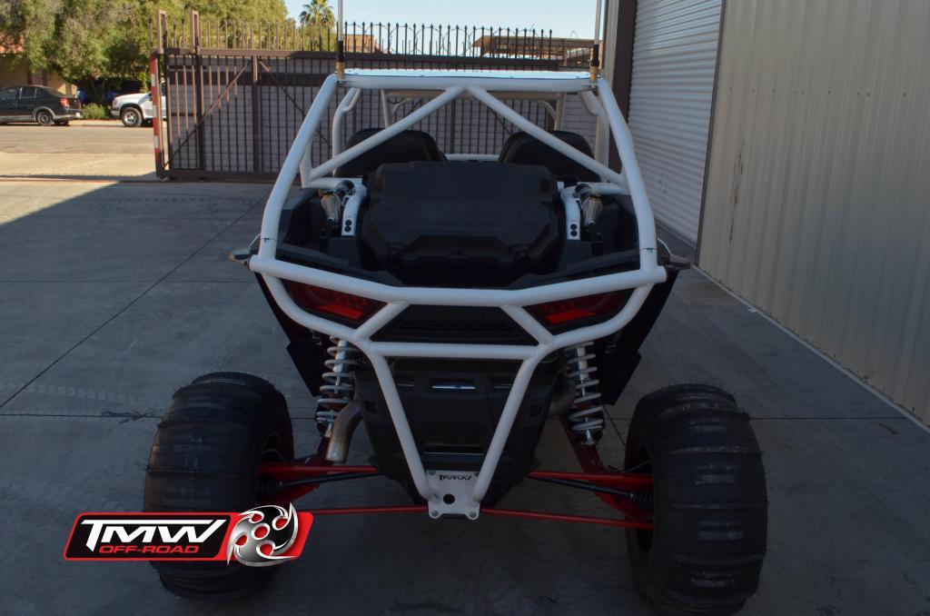 Tmw Offroad Venom X4 Radius Cage For The Rzr Xp 4 1000