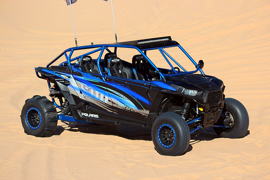 Sdr Xpr 4 Fastback Sport Cage For Polaris Rzr Xp 4