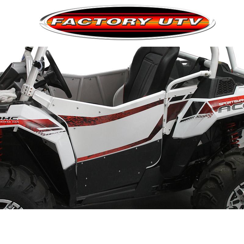 Factory UTV u2013 POLARIS SPORTSMAN ACE COMPLETE DOOR KIT  sc 1 st  Bad Motorsports Inc. & Factory UTV u2013 POLARIS SPORTSMAN ACE COMPLETE DOOR KIT » Bad ...