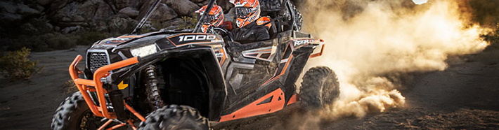 New Polaris RZR XP 1000