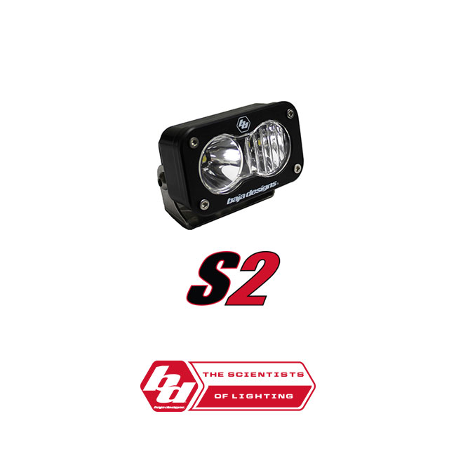 Baja Designs S2 LED Lights