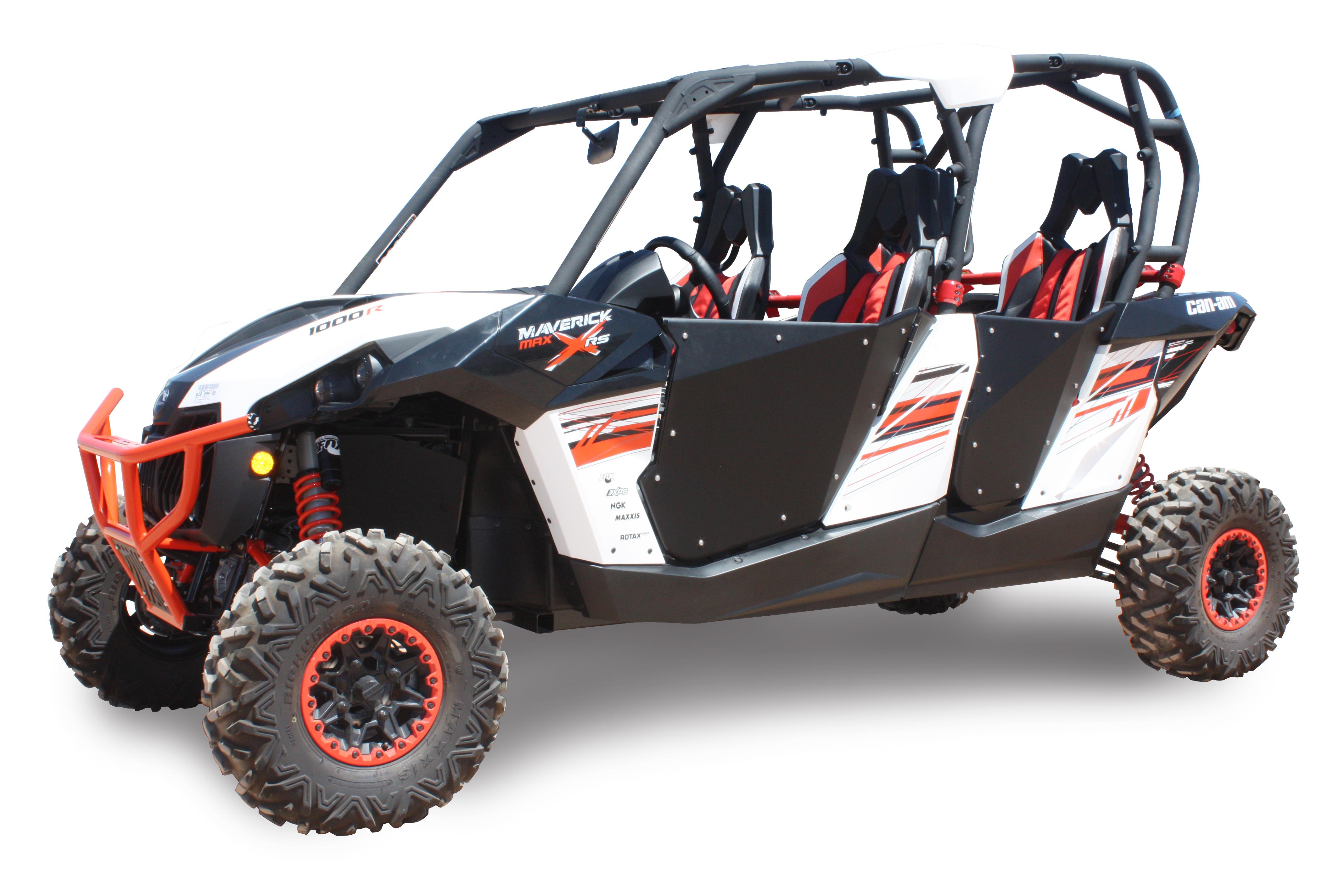 dragonfire racing hiboy maverick max commander max doors bad motorsports inc. Black Bedroom Furniture Sets. Home Design Ideas