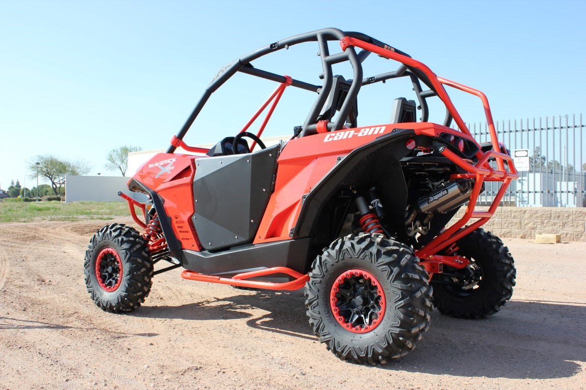 DragonFire ... & DragonFire Racing \u2013 (2 Seat) Pursuit Can-Am Maverick/Commander Doors ...