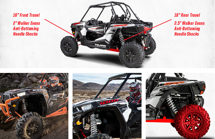 New Polaris Rzr Xp 1000 187 Bad Motorsports Inc