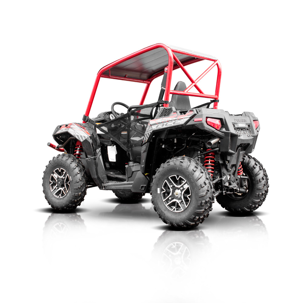 hmf exhaust polaris ace 570 titan series exhaust system bad motorsports inc. Black Bedroom Furniture Sets. Home Design Ideas