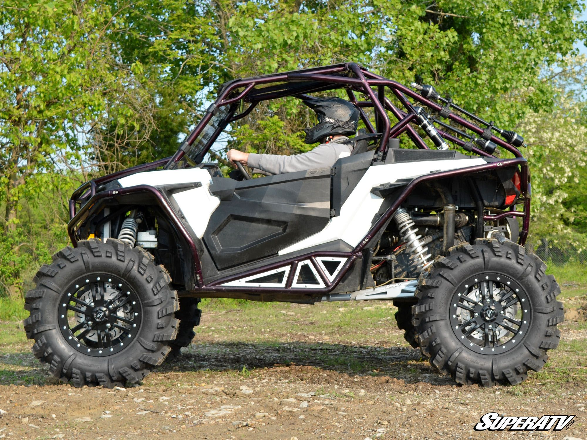 superatv polaris rzr 1000 6 portal gear lift bad. Black Bedroom Furniture Sets. Home Design Ideas