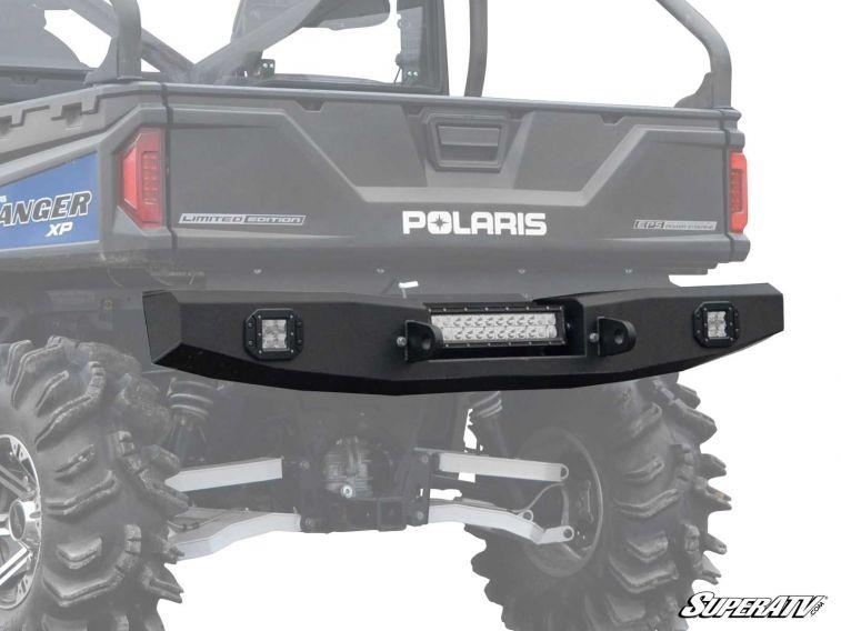 Back bumper Polaris rzr 900 XP