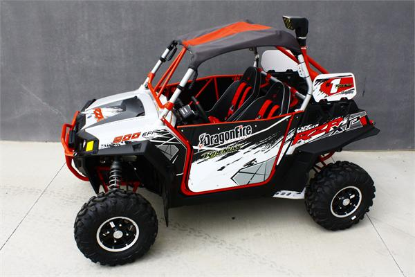 Dragonfire Racing Softtop For Rzr 570 Rzr 800 Amp Rzr Xp