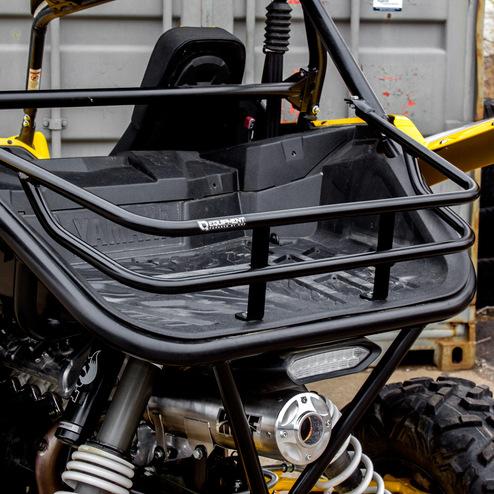 Hmf Yamaha Yxz 1000 Rear Cargo Rack 187 Bad Motorsports Inc